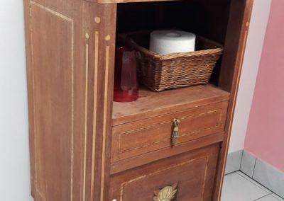 Dar una secunda vida al mobiliario antiguo para las salas de baño
